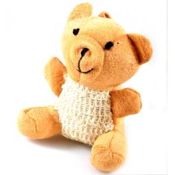 Купить Мочалка детская из сизаля Банные штучки «Собачка, мишка, зайка»