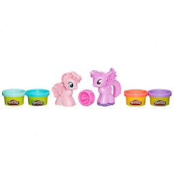 фото Пластилин Hasbro «Пони: знаки отличия»