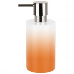 фото Диспенсер для жидкого мыла Spirella Tube Gradient. Цвет: оранжевый