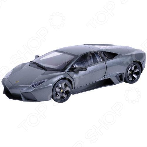 Модель автомобиля 1:24 Motormax Lamborghini Reventon машина на радиоуправлении maisto lamborghini reventon 1 24
