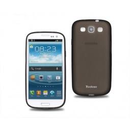 фото Чехол для Samsung Galaxy SIII i9300 Yoobao Glow Protect Case. Цвет: черный