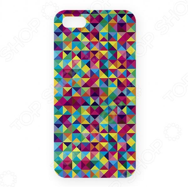 Чехол для iPhone 5 Mitya Veselkov «Мозаика» чехол для iphone 6 mitya veselkov мозаика