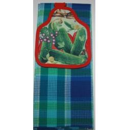 фото Комплект из полотенца и прихватки BONITA «Домашние соленья»