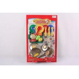 фото Игровой набор для девочки PlaySmart «Веселый поваренок» Р41344