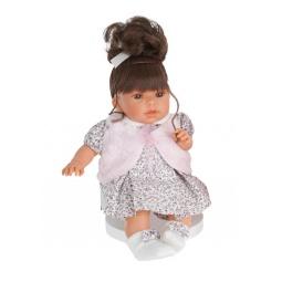 фото Кукла интерактивная Munecas Antonio Juan «Лучия». Цвет: белый