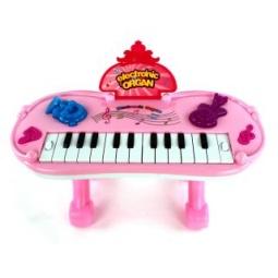 фото Орган игрушечный со светозвуковыми эффектами Shantou Gepai на ножках 9012