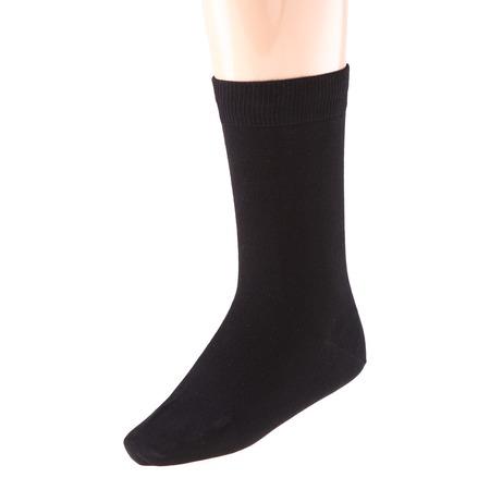 Купить Носки детские Teller Comfort Cotton. Цвет: черный