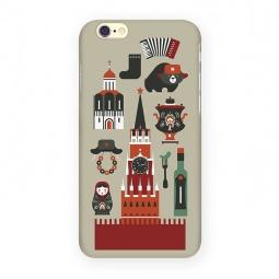 фото Чехол для iPhone 6 Mitya Veselkov «Из России с любовью»