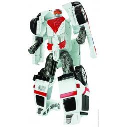 Купить Робот-трансформер Happy Well «Спасатель» 82060