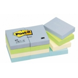 фото Блок-кубик для заметок Post-it 653-ML