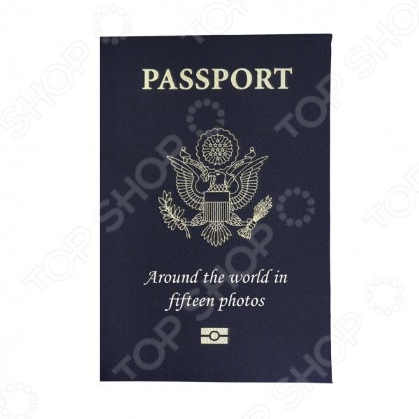 Обложка для паспорта Mitya Veselkov PASSPORT