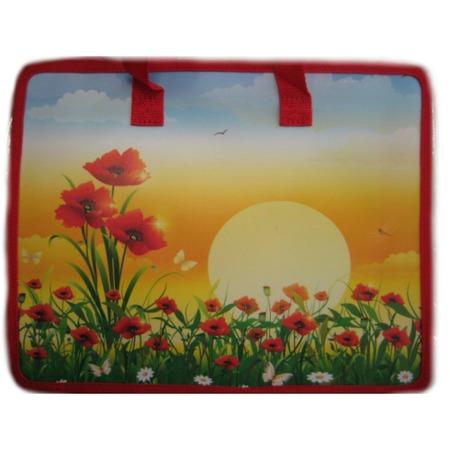 Купить Сумка-портфель Beifa «Цветочки»
