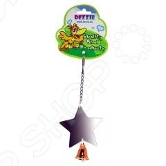 Игрушка для птиц DEZZIE «Звезда» 5614032
