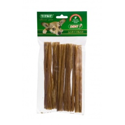 фото Лакомство для собак TiTBiT 3987 «Кишки говяжьи XXL»