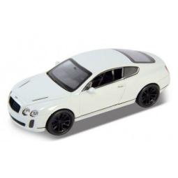 Купить Модель машины 1:34-39 Welly Bentley Continental Supersports. В ассортименте