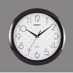 фото Часы настенные Scarlett SC-45Q