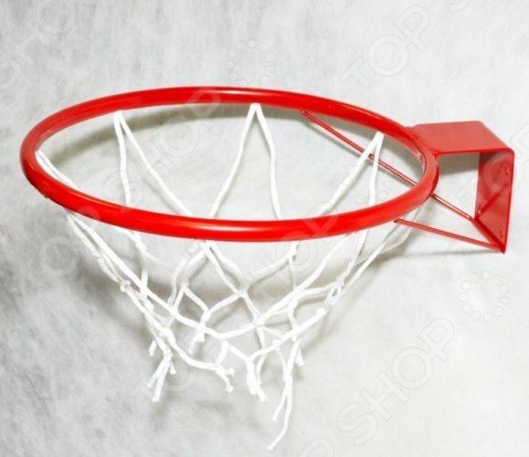 Кольцо баскетбольное Спорттовары-Тула №5 большое с упором