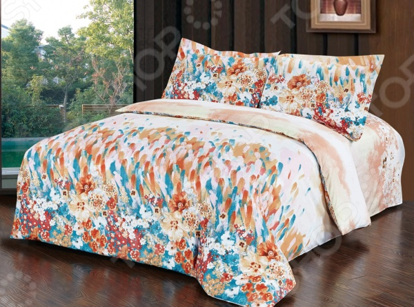 где купить Комплект постельного белья Softline 10349 по лучшей цене