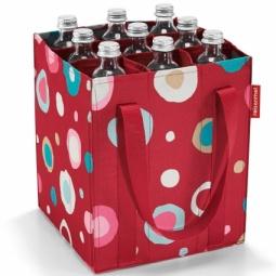 Купить Сумка-органайзер для бутылок Reisenthel Bottlebag funky dots