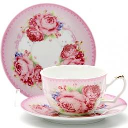 Купить Чайная пара Loraine LR-24590 «Розы»