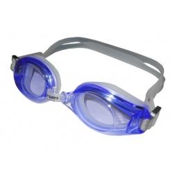 фото Очки для плавания Larsen R1281. Цвет: синий