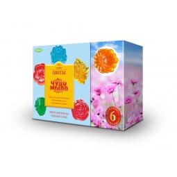 фото Набор для изготовления мыла Karras «Цветы»