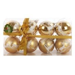 фото Набор новогодних шаров Новогодняя сказка 971526