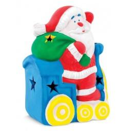 фото Набор для росписи светильника Color Puppy «Дед Мороз с подарками»