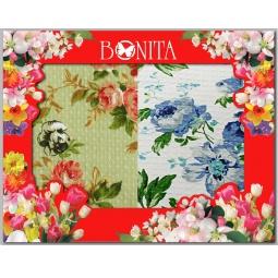 фото Комплект из 2-х вафельных полотенец подарочный BONITA «Английская коллекция»
