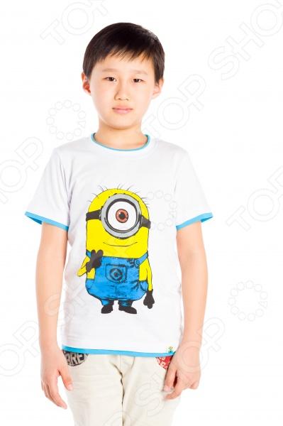 Футболка для мальчика «Single-Eyed Minion».