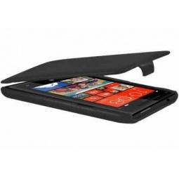 фото Чехол LaZarr Protective Case для HTC Windows Phone 8X. Цвет: черный