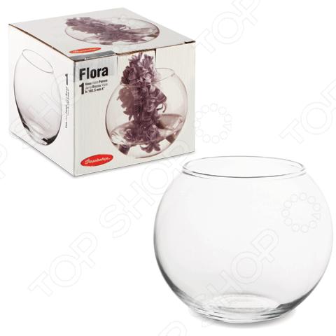 фото Ваза для цветов Pasabahce Flora 43417, Вазы