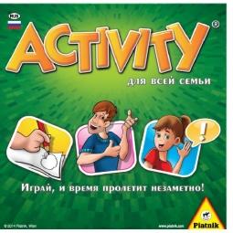 фото Игра настольная для компании Piatnik Activity для всей семьи