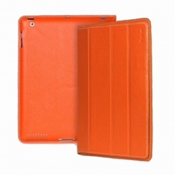 фото Чехол для iPad new Yoobao iSmart Leather Case