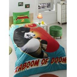 фото Детский комплект постельного белья TAC Kung fu panda kick splosion