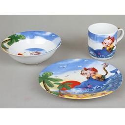 фото Набор посуды для детей Rosenberg 8761