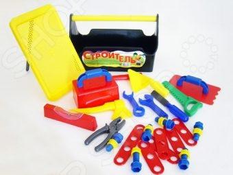 Игровой набор для мальчика Совтехстром «Строитель №4»