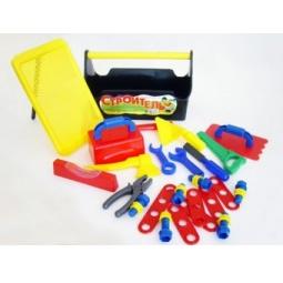 фото Игровой набор для мальчика Совтехстром «Строитель №4»