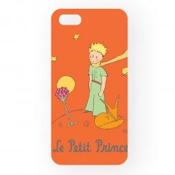 фото Чехол для iPhone 5 Mitya Veselkov «Маленький принц». Цвет: оранжевый