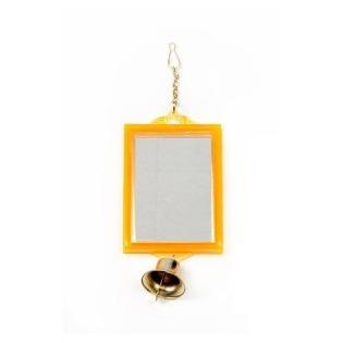 Купить Зеркало с колокольчиком для птиц Beeztees 010205