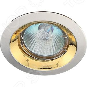 Светильник встраиваемый потолочный Эра KL29 А SS/G светильник потолочный эра kl led 5
