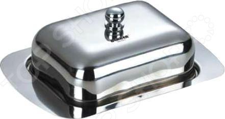 Масленка Bekker BK-3065Масленки и паштетницы<br>Масленка Bekker BK-3065 удобное для хранения приспособление, которое станет отличным дополнением к вашим кухонным принадлежностям. Простой, но все же полезный аксессуар для хранения масла, которое можно подавать к столу дни, не боясь, что в него попадут грязь, пыль и прочее. Крышка изготовлена из металла и эстетично смотрится.<br>