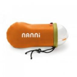 фото Ланч-бокс IRIS Barcelona Nanni. Цвет: оранжевый