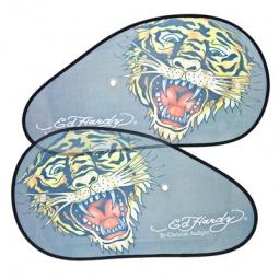Купить Шторки солнцезащитные на боковые стекла ED Hardy EH-00208 Tiger