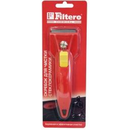 Купить Скребок для чистки стеклокерамики Filtero 203