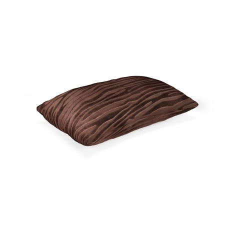 Фото Подушка декоративная Dormeo Zebra. Цвет: коричневый