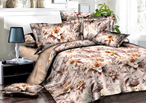 Комплект постельного белья BegAl ВТ002-А603. 2-спальный2-спальные<br>Комплект постельного белья BegAl ВТ002-А603 это незаменимый элемент вашей спальни. Человек треть своей жизни проводит в постели, и от ощущений, которые вы испытываете при прикосновении к простыням или наволочкам, многое зависит. Чтобы сон всегда был комфортным, а пробуждение приятным, мы предлагаем вам этот комплект постельного белья. Приятный цвет и высокое качество комплекта гарантирует, что атмосфера вашей спальни наполнится теплотой и уютом, а вы испытаете множество сладких мгновений спокойного сна.  Комплект сшит из приятной на ощупь ткани поплин. За счет особого полотняного переплетения чередуются тонкие и толстые нити материал отличается повышенной прочностью и долговечностью, при этом хорошо пропускает воздух, легко стирается и гладится.  Изображение нанесено на ткань с применением современных технологий печати. Качественный рисунок будет долго радовать вас своим видом. Перед первым применением комплект постельного белья рекомендуется постирать. Перед этим выверните наизнанку наволочки и пододеяльник. Для сохранения цвета не используйте порошки, которые содержат отбеливатель. Рекомендуемая температура стирки 40 С и ниже без использования кондиционера или смягчителя воды.<br>