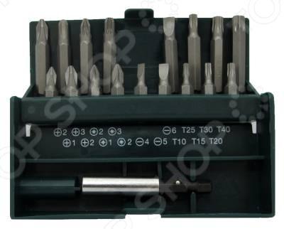 Набор бит Kraftool Expert 26131-H18 отвертка высоковольтная kraftool expert ph 3 150мм