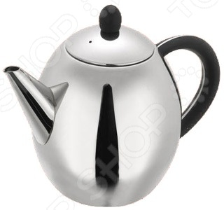 Кофейник Vitesse Natalie выполнен из высококачественной нержавеющей стали с зеркальной полировкой, предоставит вам все необходимые возможности для успешного заваривания кофе или чая. Чай в таком чайнике дольше остается горячим, а полезные и ароматические вещества полностью сохраняются в напитке.