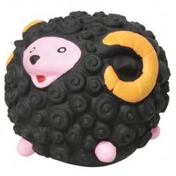 Купить Игрушка для собак DEZZIE «Черный барашек»